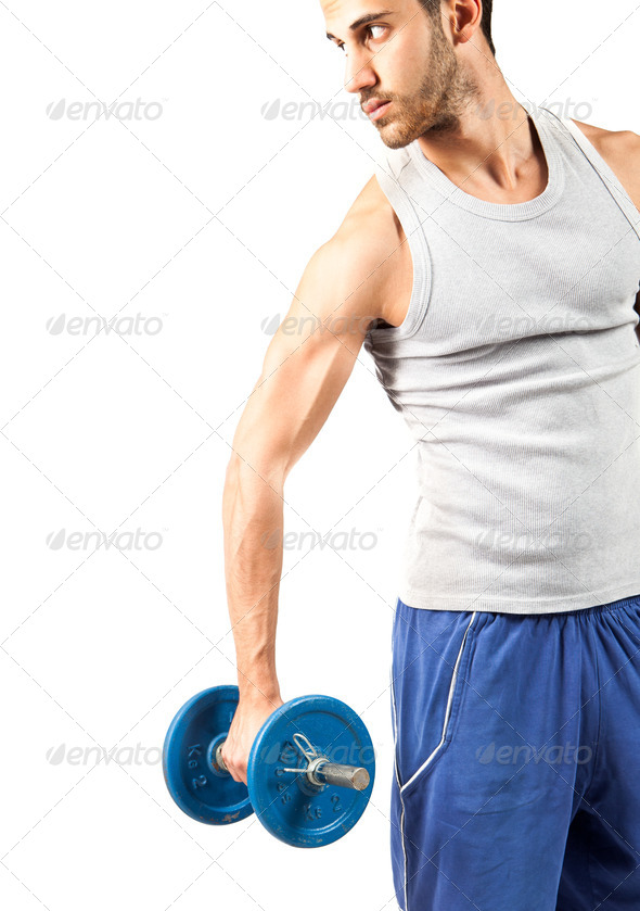 Fitness - Stock Photo - Images