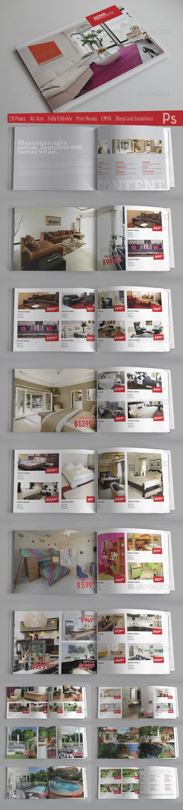 Home Products Catalog - Catalogs Brochures
