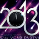 2013 New Year Party Poster - GraphicRiver Item for Sale
