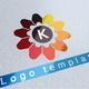 Konta Printing Logo Template
