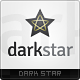 Dark Star Logo Template - GraphicRiver Item for Sale