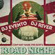 Road Night Party Flyer Template - GraphicRiver Item for Sale
