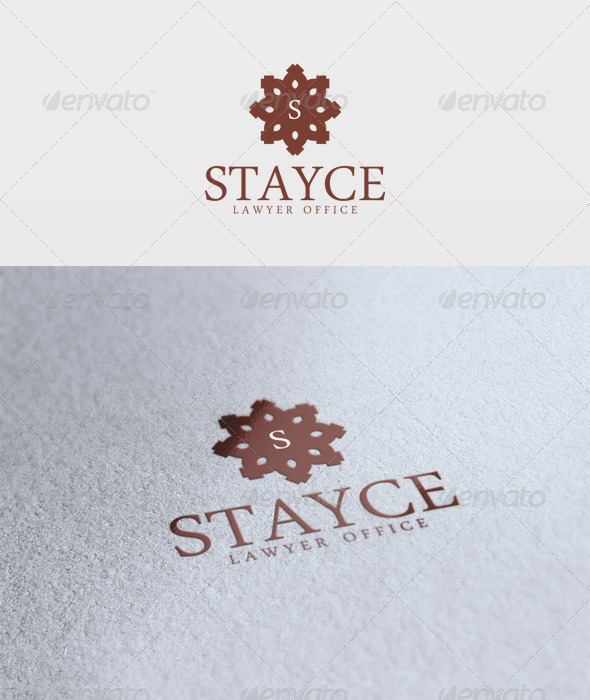 GraphicRiver Stayce Logo 2751333