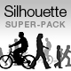 Silhouette Super-Pack - ActiveDen Item for Sale