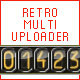 Retro Multi Uploader - Vintage Styled Uploader - ActiveDen Item for Sale