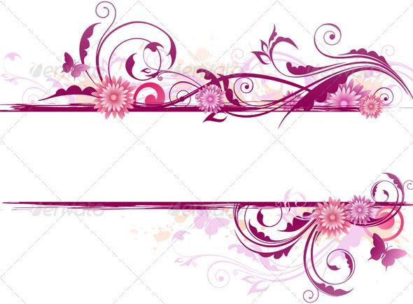 Floral Ornament Undangan Pernikahan » Holybrick.