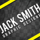 Bold Stripes Business Card - GraphicRiver Item for Sale