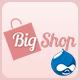 Bigshop – Responsive Drupal eCommerce Theme  Free Download