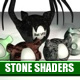 20-in-1 Stone Shaders for Cinema4D