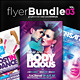 Flyer Bundle Vol. 3 - GraphicRiver Item for Sale