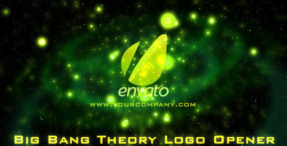 After Effects Project - VideoHive Scifi Big Bang Theory Cinematic Logo Open ...