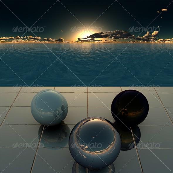 3DOcean Sea 35 2758903