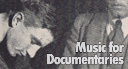 Music for Documentaries