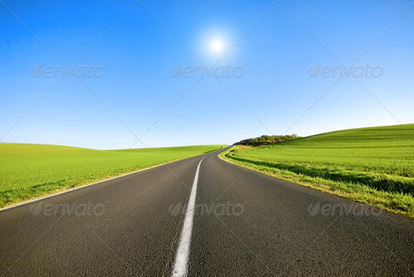 PhotoDune Road 2760208