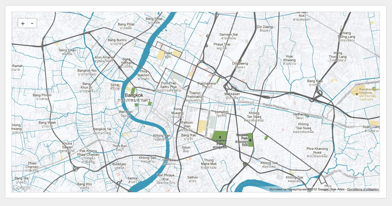 Google themes editor - Google Maps Editor For Wordpress