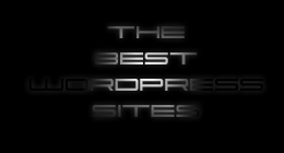 The best Wordpress sites.