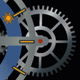 Naked Retro Analog Clock - ActiveDen Item for Sale