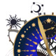 Stellar Analog Clock - ActiveDen Item for Sale