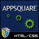 AppSquare - Software and Hosting HTML Template - ThemeForest Item for Sale