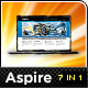 Aspire - 7 in 1 Business and Portfolio Site - ThemeForest Item for Sale