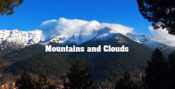 Mountains And Clouds