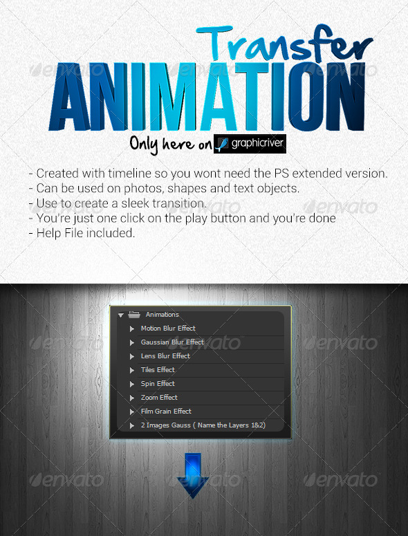 GraphicRiver Transfer Animations 2746165