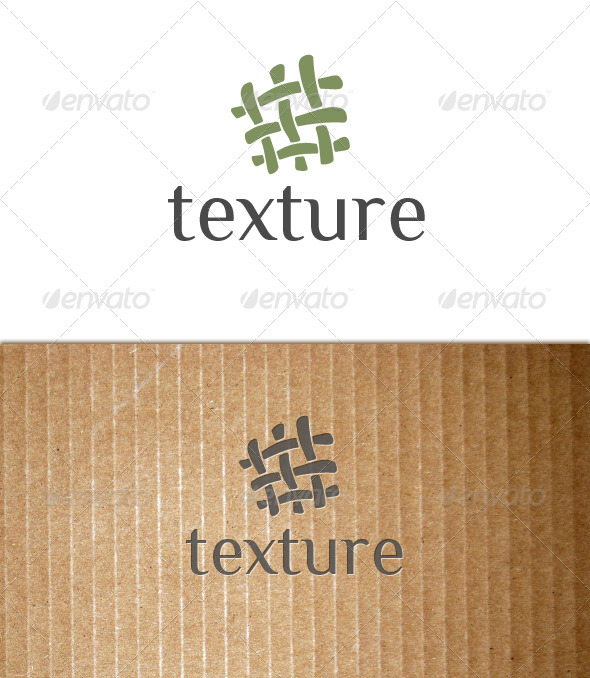 Texture fabric textile tissue cloth logo