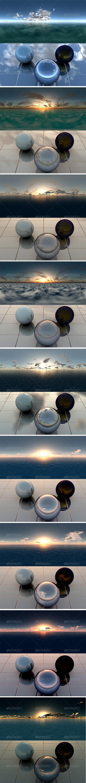 3DOcean Pack 8 Sea 2765763