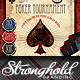 Vintage Poker Flyer Template - GraphicRiver Item for Sale