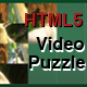 html5 video puzzle on codecanyon