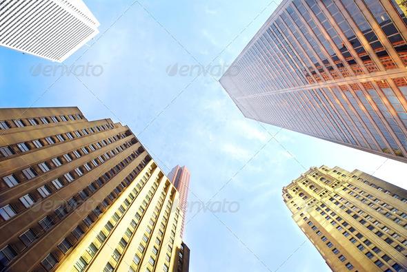 PhotoDune Corporate Buildings 198519