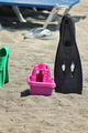 Toys On Beach - PhotoDune Item for Sale