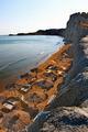 Xi Beach at Kefalonia Island Greece - PhotoDune Item for Sale