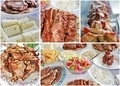 Collage of Greek Tavern Food - PhotoDune Item for Sale