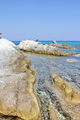 Greek Rocky Beach - PhotoDune Item for Sale