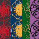 Oriental Design Patterns Set - GraphicRiver Item for Sale