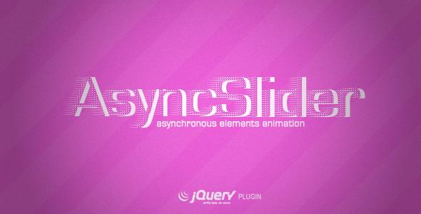 CodeCanyon AsyncSlider 293148