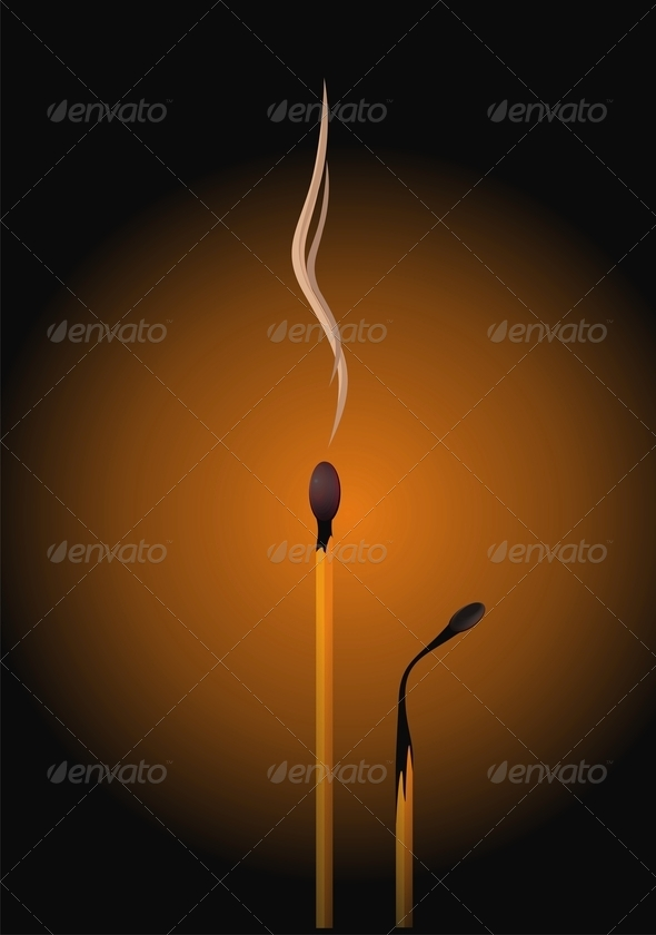 Safety Match - Stock Photo - Images
