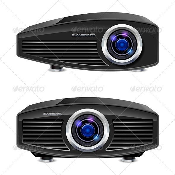 Realistic multimedia projector - Media Technology