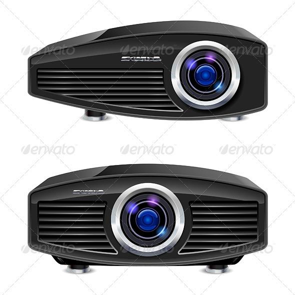 Realistic multimedia projector - Media Technology