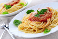 Pasta And Tomato Sauce - PhotoDune Item for Sale