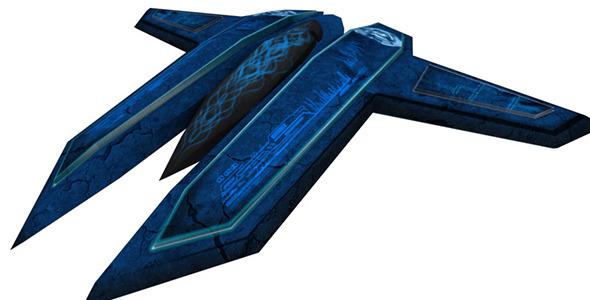 Blue Starcraft