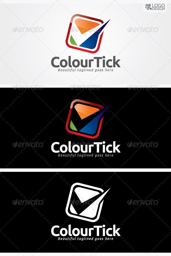 GraphicRiver Colour Tick 2762399