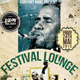 Festival Lounge Flyer Template - GraphicRiver Item for Sale