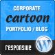 Cartoon: Responsive Portfolio/Blog/Corporate Theme