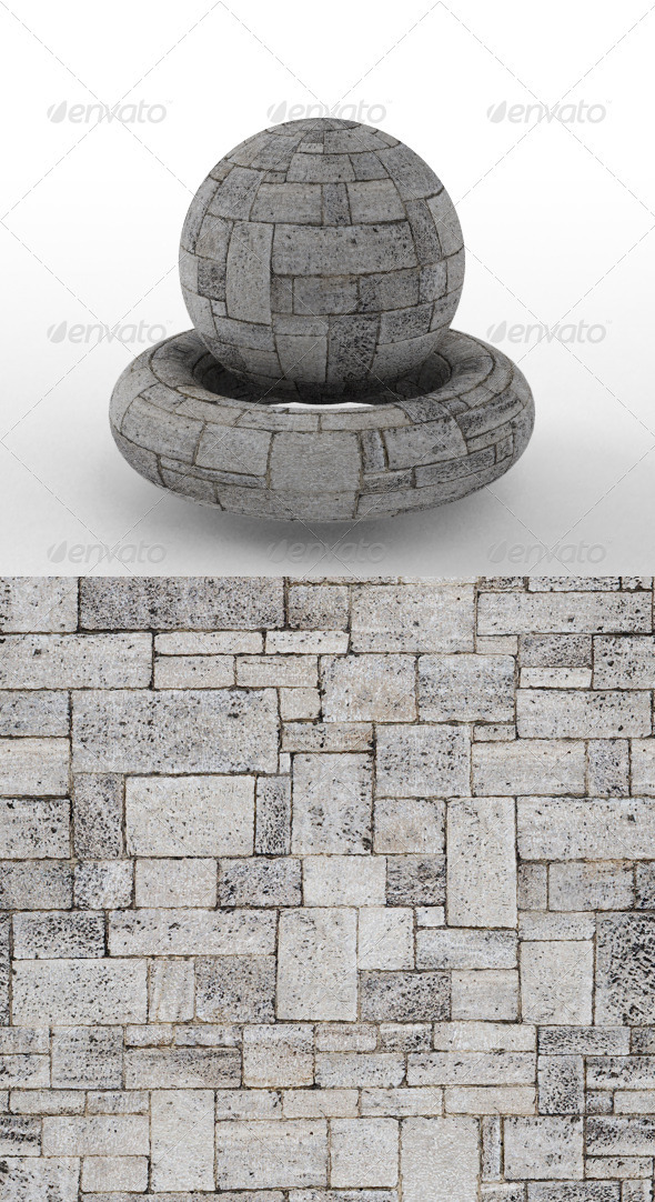 3DOcean Tileable STONE TEXTURE HighRes 295465