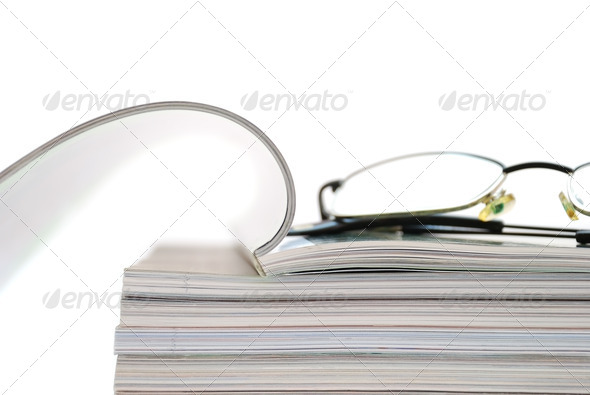Magazines - Stock Photo - Images