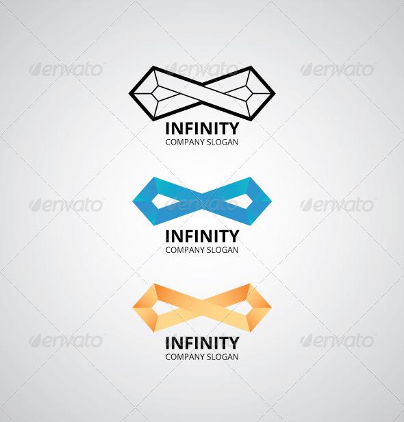 GraphicRiver Infinity Shape Logo 2768252