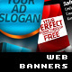 Web Banner - GraphicRiver Item for Sale