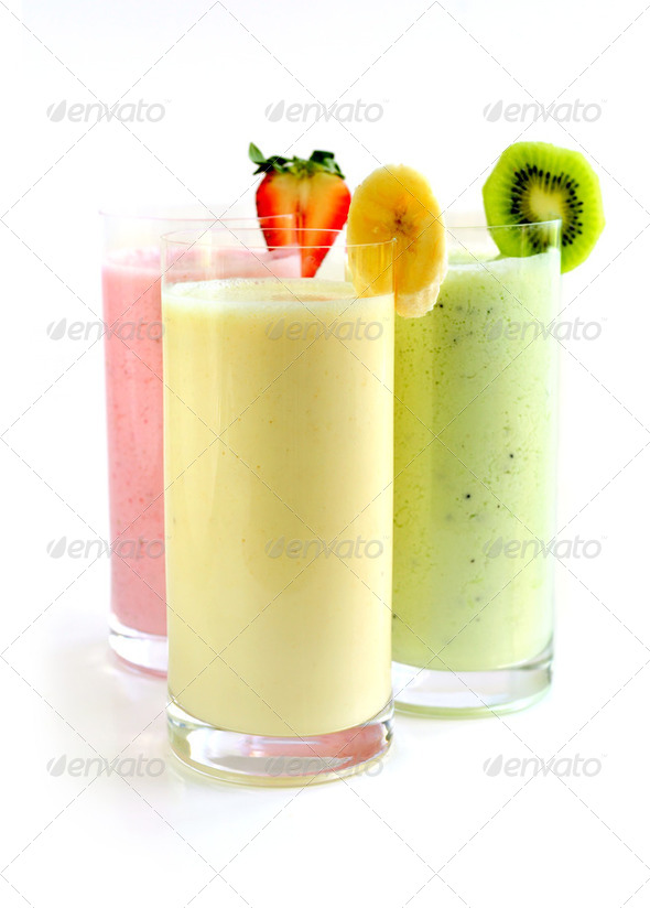 PhotoDune Fruit Smoothies 200007